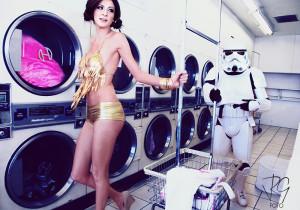 Stormtrooper LA Vacation